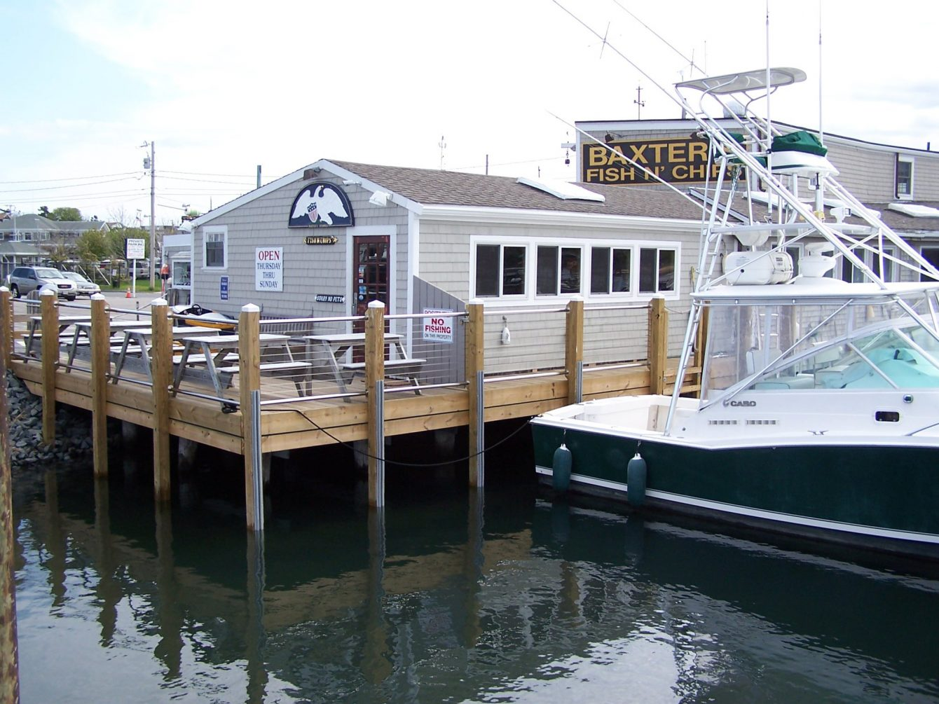 Baxter s Fish  n  Chips   Baxter s Boathouse Hyannis MA 02601. Seafood Restaurants Hyannis Ma. Home Design Ideas